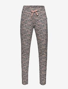 Sweat Pant Damila - trousers - dove flowers