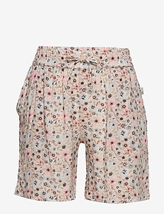 Shorts Merle - shorts - watercolor flowers