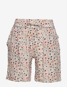 Shorts Merle - WATERCOLOR FLOWERS