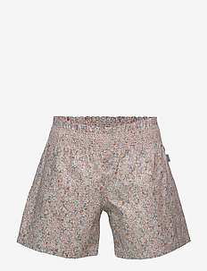 Shorts Alvira - shorts - rose flowers