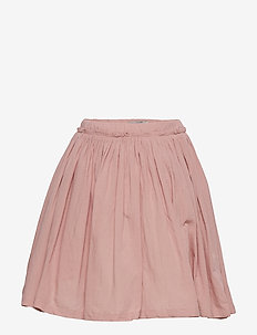 Skirt Camille - jupes - misty rose