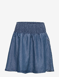 Skirt Laura - jupes - jeans blue