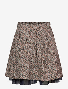 Skirt Schastine - spódnice - ink flowers