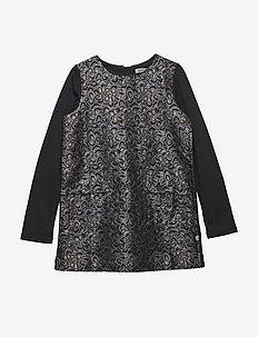 Dress Lara - jurken - dark grey
