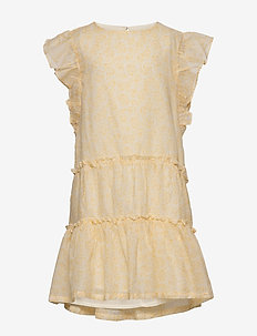 Dress Louise - kleider - lemon flowers