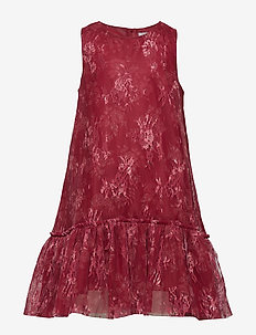 Dress Malia - DARK BERRY