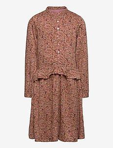 Dress Bitten - robes - soft rouge garden