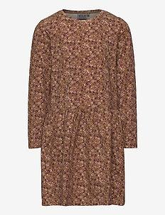 Dress Kristine - robes - caramel flowers