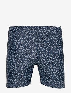 Swim Shorts Niki - badebukser - indigo anchor