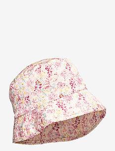 Sunhat - chapeau de soleil - wild flowers