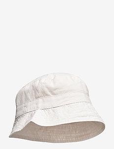 Sunhat - chapeau de soleil - ivory