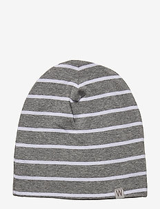 Hat Soft - hats - melange grey