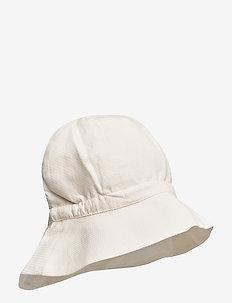 Sun Hat Chloé - kapelusz przeciwsłoneczny - ivory