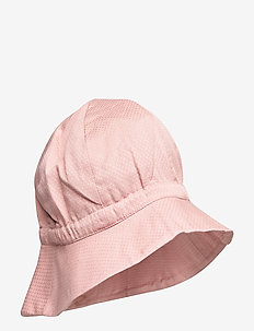 Sun Hat Chloé - sun hats - misty rose