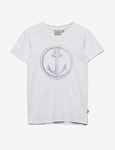 T-Shirt Anchor - WHITE