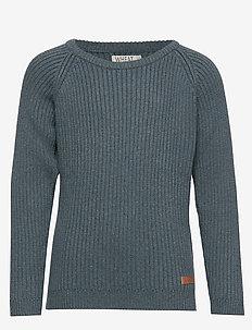 Knit Pullover Julius - STORMY MELANGE