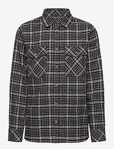 Shirt Anthony - skjorter - navy