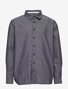 Shirt Pelle LS - koszule - blue night