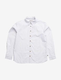 Shirt Pelle LS - WHITE