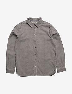 Shirt Pelle LS - skjorter - turbulence