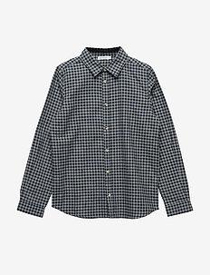 Shirt Pelle LS - shirts - agave