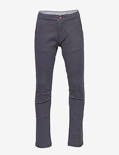 Trousers Slim Orla - housut - ink