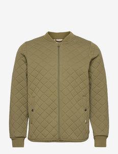 Thermo Jacket Loui adult - pikowana - olive