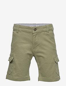 Cargo Shorts Eber - shorts - army