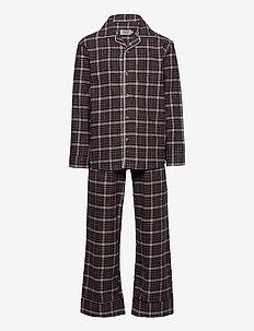 Pajamas Madison - zestawy - midnight blue