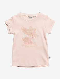 T-Shirt Pegasus SS - short-sleeved - powder