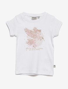T-Shirt Pegasus SS - kortermede - white