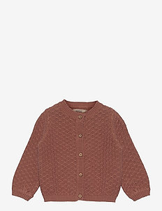 Knit Cardigan Magnella - gilets - rose cheeks