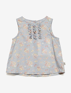 Top Beathe - blouses & tunics - sky