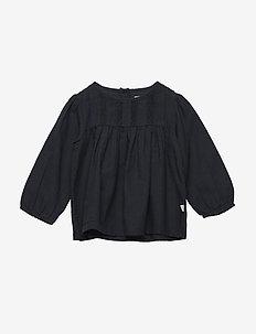 Shirt Elsa - blouses & tunics - midnight blue