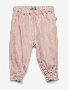 Trousers Jolene - housut - misty rose