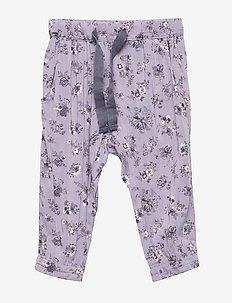 Trousers Elsine - joggings - soft lavender