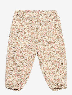 Trousers Malou - trousers - eggshell flowers
