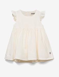 Dress Edith - dresses - ivory