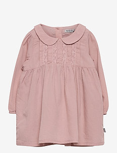 Dress Roselil - kleider - rose powder