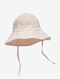 Baby Girl Sun Cap - POWDER