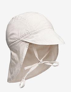 Baby Boy Sun Hat - solhatt - ivory