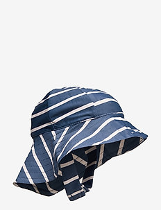 UV Sun Hat - sun hats - indigo