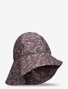 UV Sun Hat - casquettes uv - ink flowers