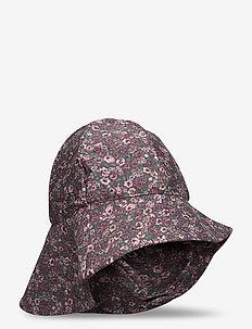UV Sun Hat - INK FLOWERS