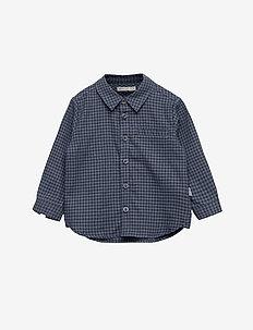 Shirt Kristian LS - NAVY