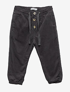 Trousers Andreas - trousers - steel