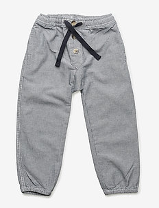 Andreas - trousers - blue