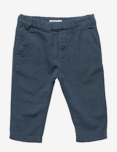 Trousers Tobias - trousers - blue