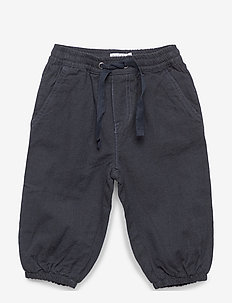Trousers Gustav Lined - spodnie - navy