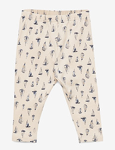 Jersey Pants Silas - leggingsit - moon ship